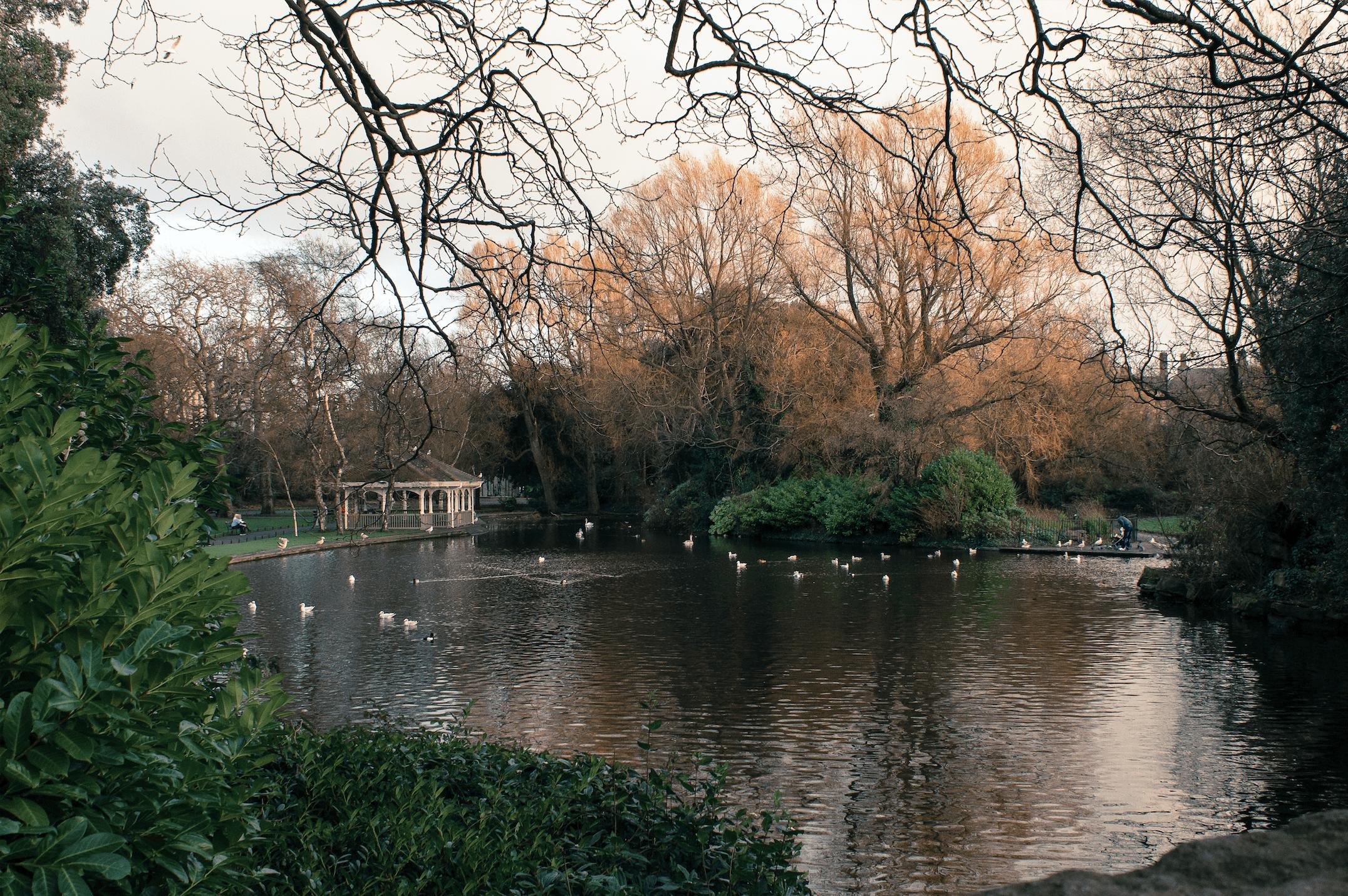 Stephens-green-Dublin
